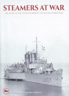 Steamers at War front cover copy