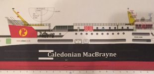 Design for new Arran and Uig triangle ferries