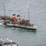 p.s. Waverley at Portsmouth (John Crae)