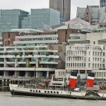 Waverley at Tower Pier (Charles McCrossan)