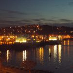 Rothesay pier at night (Kenny Donaldson)