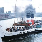 Waverley in her early years of preservation (Ian D Millar)