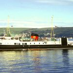 Maid of Cumbrae 1977 Tom Dunlop