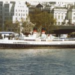 Queen Mary at River Thames (Jim McIntosh)