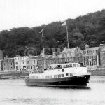 Maid of Cumbrae arriving Rothesay (Alasdair Young)