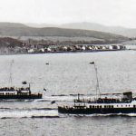 Maid of Argyll and Maid of Cumbrae 1968 (Alasdair Young)