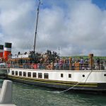 Waverley at Campbeltown 19 July 2015 (Roy Paterson)