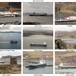 A busy times at Uig (Angus Ross)