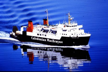 My favourite CalMac ship!
