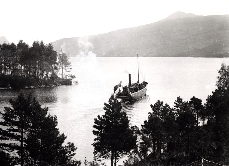 Rob Roy on Loch Katrine