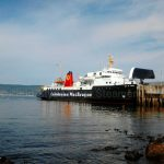 Isle of Arran in for Bute (Mike Blair)