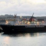 Isle of Mull waiting to start her 2014 services (Charles McCrossan)
