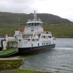 Hallaig at Sconcer May 2014 (Norman Crawford)