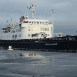 Hebridean Princess at Troon (Tom Hamilton)