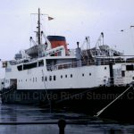 Columba at Gourock Nov 81 (Tom Dunlop)