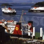 Oban with Lord of the Isles (Lighthouse Pier)