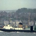 Maid of Cumbrae converted to Car Ferry