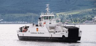 Catriona off Dunoon