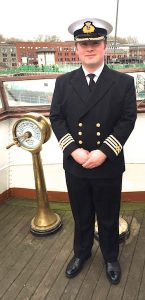 captain-david-howie-on-balmoral