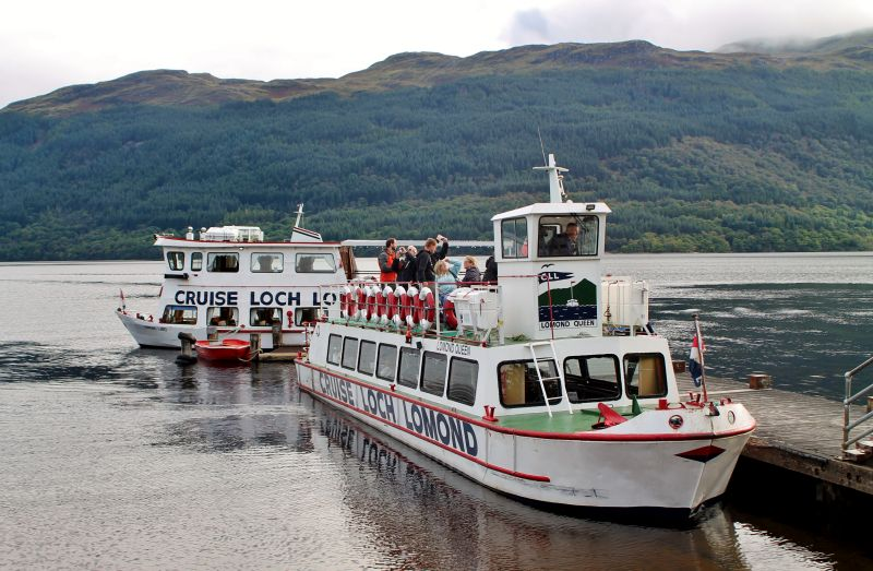 lomond-queen-and-lomond-laird-at-tarbet