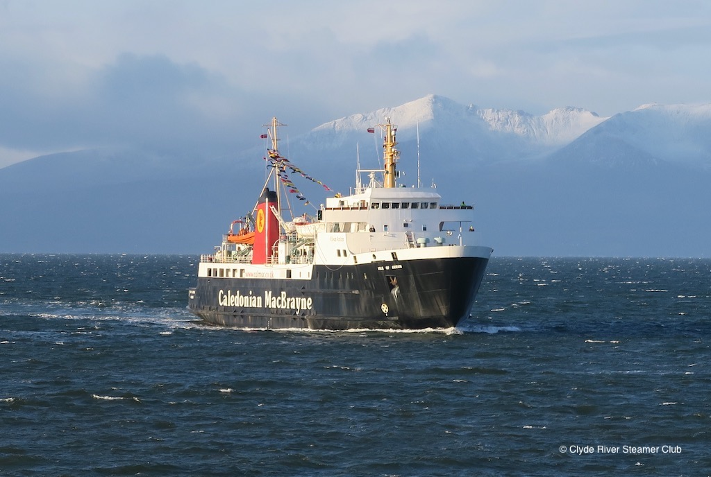 'These midwinter cruises are addictive!' - CRSC : Clyde ...